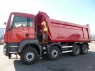 Самосвал MAN TGS 41.400 8X4 BB-WW (19,2 кубов) кузов FJ